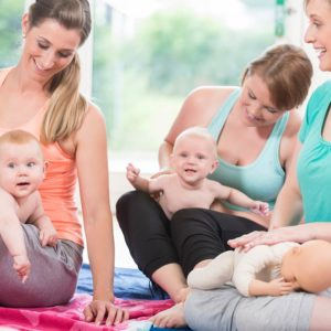 Baby Massage Classes in Brisbane - Contact The Nurturing Connection